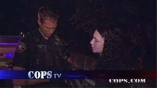 Criminal Code Of Conduct, Officer Michael Roberts, COPS TV SHOW