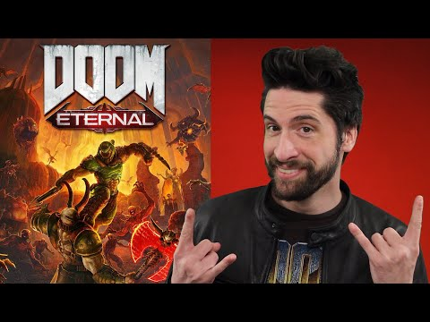 Doom Eternal - Game Review
