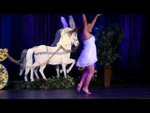 Marissa Mezzatesta Talent - Arizona Cinderella Woman 2014