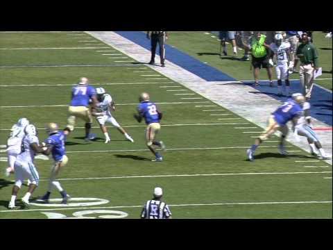 2012 Tulsa vs Tulane Football Highlight Video