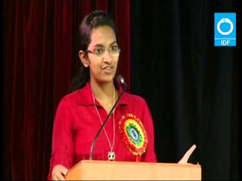 Youth for the development of India: Akshara Kurup