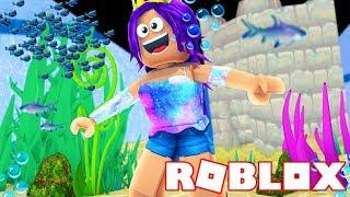 Escape The Aquarium! | Roblox Obby