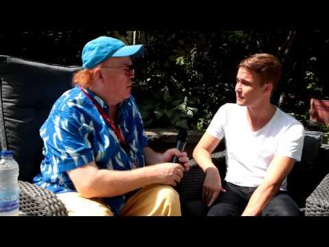 Thor Kristjansson~Icelandic Actor~TIFF'14  Stephen Holt