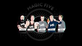 РОЗЫГРЫШ ГОДОВОГО ЗАПАСА КОЛОД КАРТ MAGIC FIVE