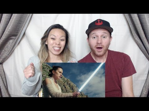 Thumbnail: The Last Jedi Official Trailer - Reaction and Review