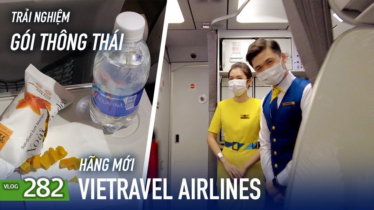 [M9] #282: Review Gói Thông Thái của Vietravel Airlines – Chuyến bay nhiều trải nghiệm | Yêu Máy Bay