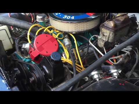 1986 Jeep CJ7  AMC 304 V8  Dual Exhaust