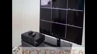 DVR Видеорегистратор 8 каналов H.264 HDD 500Mb(8-канальный видеорегистратор с двойным потоком, что позволяет одновременно вести запись с 8-ми камер и просм..., 2013-08-27T11:19:30.000Z)