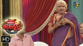 Jabardasth - Rocket Raghava Performance - 11th February 2016  - జబర్దస్త్