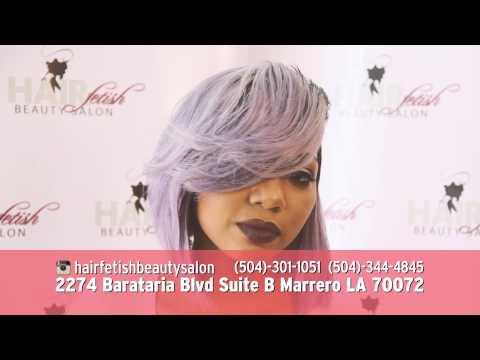 Hairfetish Beauty Salon Commercial