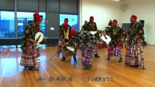 IRI JI NEW YAM FESTIVAL 2015 IN SOUTH AUSTRALIA