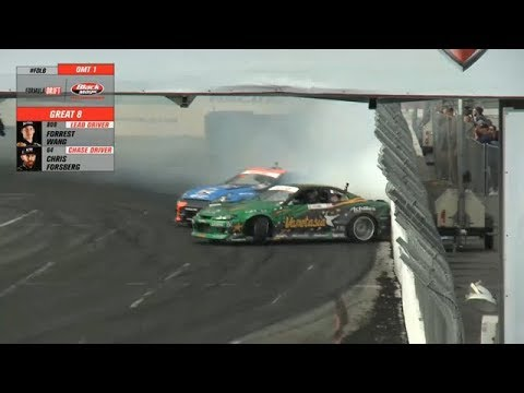 Formula DRIFT Long Beach 2018 Livestream Replay