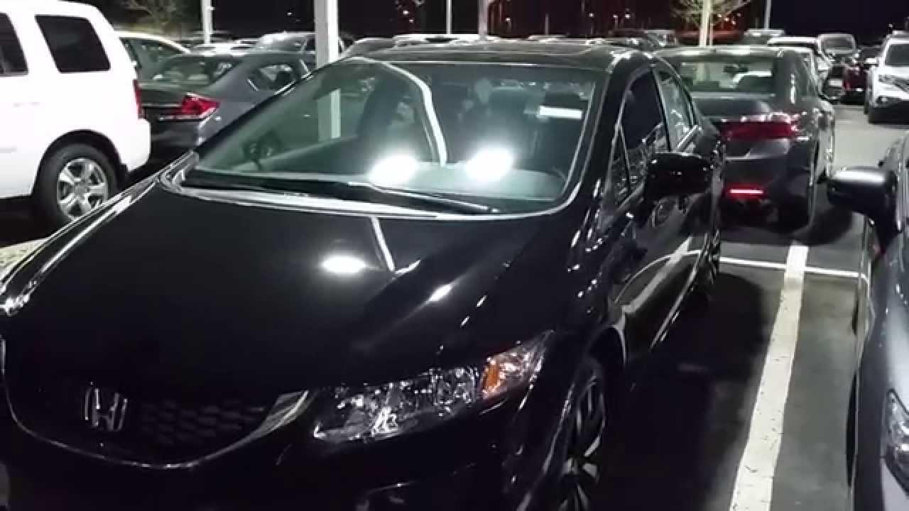 2014 Honda Civic Ex L Quick Tour Youtube