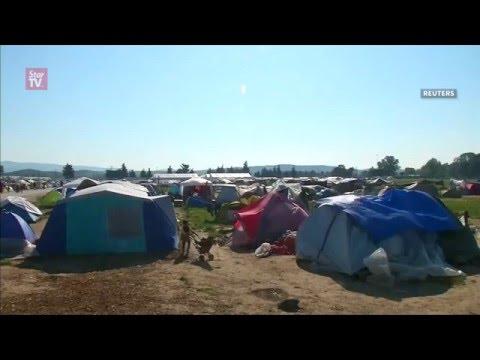Greece's migrants set up shop to survive