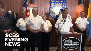 Philadelphia cops to be fired over racist posts