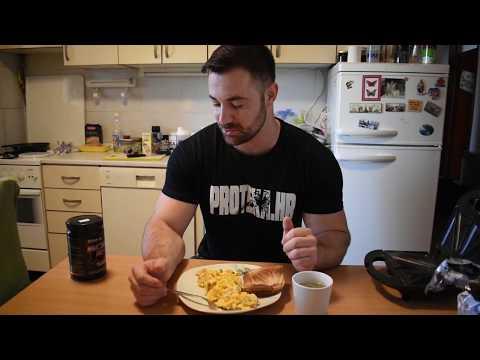 FULL DAY OF EATING (masa)! IVAN PRPIĆ