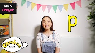 "Learn letter ""p"" with Evie and Dodge 