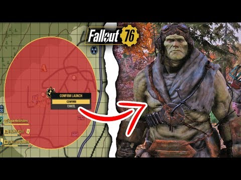 Fallout 76 | What Happens if You Nuke the Traveling Vendor Grahm? (Fallout 76 Secret Vendor) thumbnail