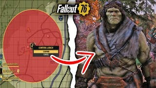 Fallout 76 | What Happens if You Nuke the Traveling Vendor Grahm? (Fallout 76 Secret Vendor)