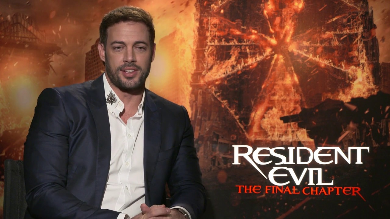 Resident Evil The Final Chapter 24: RESIDENT EVIL: Backstage With William Levy
