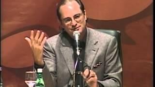 """Jorge Forbes lança """"Você Quer o Que Você Deseja?"""" 17-08-04"""