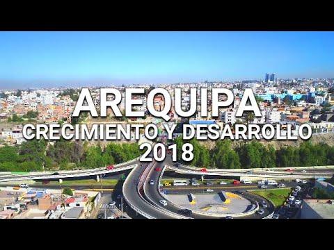 AREQUIPA 2018 ► | Segunda ciudad más importante del Perú | ✔ [ACTUALIZADO]