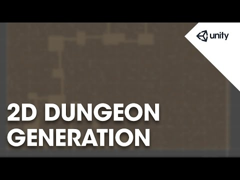 Basic 2D Dungeon Generation