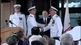 Pacific Command Undergoes Change In Leadership