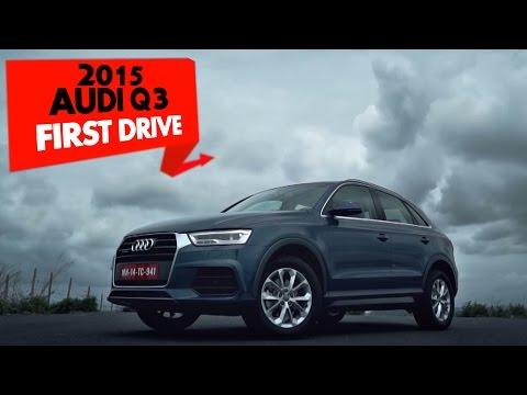 Audi Q3 : First Drive : PowerDrift
