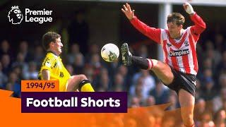Fantastic Goals | Premier League 1994/95 | Le Tissier, Shearer, Klinsmann