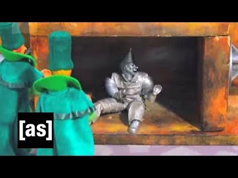 Theres No Place Like Home  Robot Chicken  Adult Swim