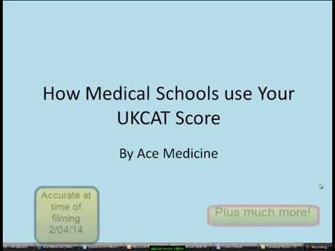 UKCAT Score Analysis