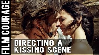 How To Direct A Kissing Scene by Pascal Payant