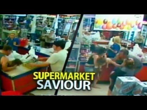 Little Girl Dies In Supermarket Then Resuscitated By Stranger