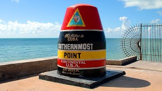 Southernmost Point in the U.S.A. - Key West, Florida
