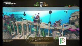 [GAMEPLAY] The Mean Greens - Fish Tank Frenzy
