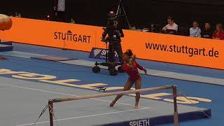 CHILES Jordan FX World Cup All Around @Stuttgart 2018