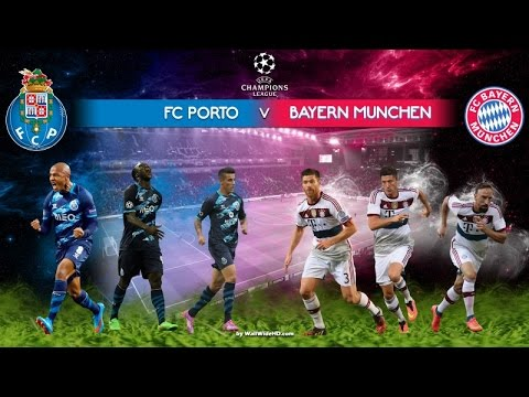 FC  Porto vs Bayern Munich Full match 2015 ● England Commentary 15 04 2015