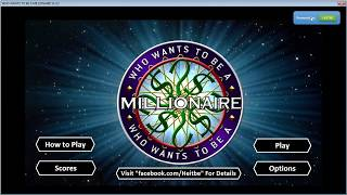 Who wants to be a Millionaire - Game