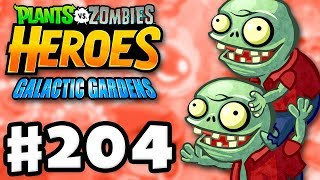 Imp Throwing Imp! - Plants vs. Zombies: Heroes - Gameplay Walkthrough Part 204