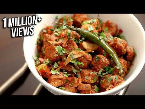 Soya Chunks Fry | Healthy & Easy Soybean Recipe | Ruchi's Kitchen