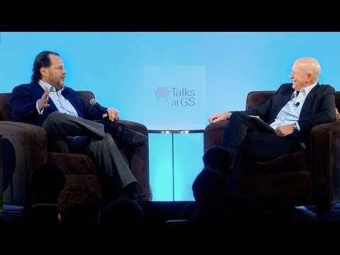 Marc Benioff: Business is the Greatest Platform for Change