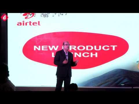 Airtel Internet TV launch event | Digit.in