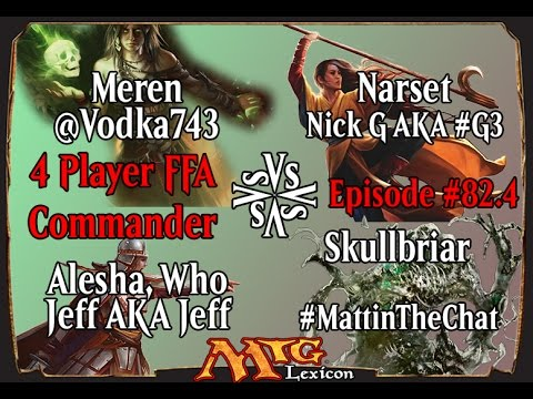 MTG Lexicon - Episode 82.4 - The Bar Tenders Have Arrived (Game 3 Highlight)