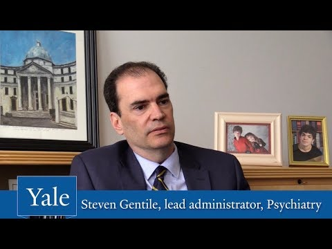 Workplace Survey Action Planning: Yale University's Steve Gentile