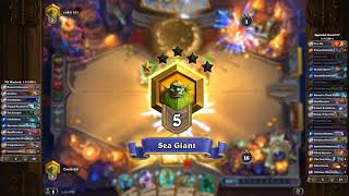 Hearthstone - Rank 4 - Playing Spiteful Druid (New build) - Boomsday, August 2018