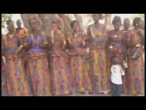 CLIP DIOLA, an ethnic group based in southern Senegal