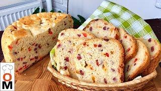 Хлеб-Пицца | Pizza Bread Recipe | Ольга Матвей