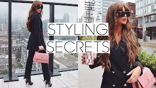 14 Genius Styling Secrets Every Woman Needs to Know