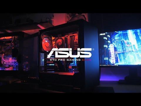 asus 970 pro gaming aura lan drivers